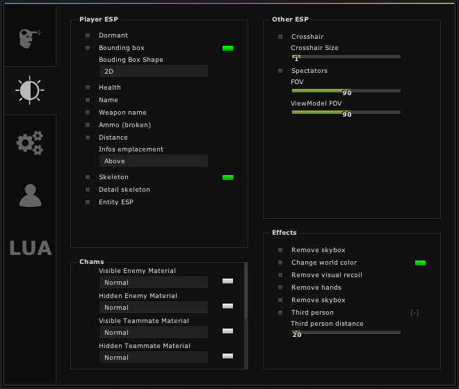 GMOD-SDK МультиХак на Garry's Mod + LUA Executor
